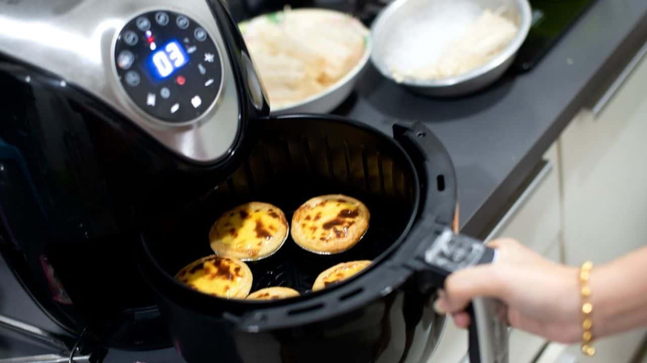 can you fry an egg in an air fryer